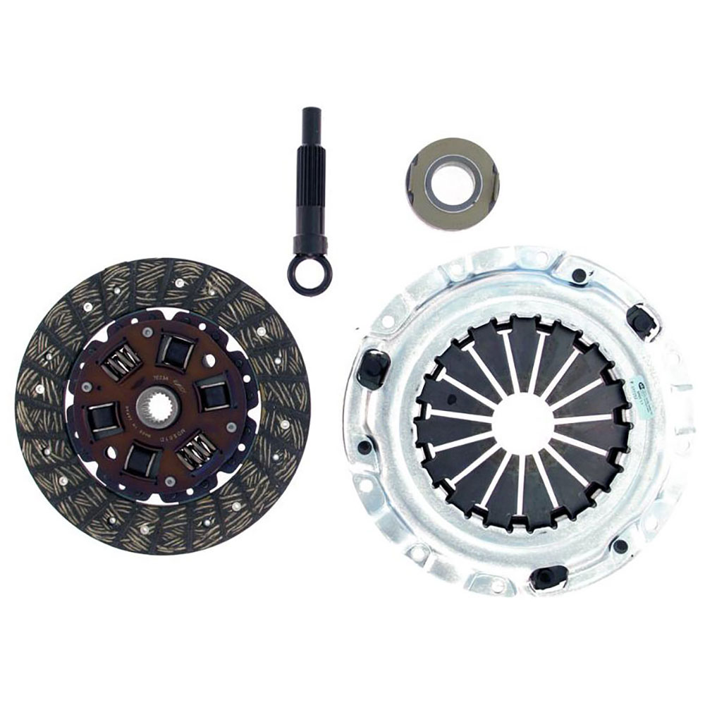 Mitsubishi Galant                         Clutch Kit - Performance UpgradeClutch Kit - Performance Upgrade