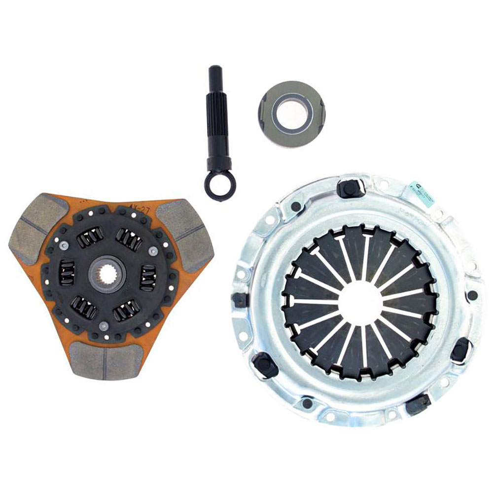 Plymouth Laser                          Clutch Kit - Performance UpgradeClutch Kit - Performance Upgrade