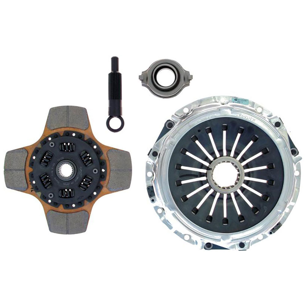 Mitsubishi Lancer                         Clutch Kit - Performance Upgrade