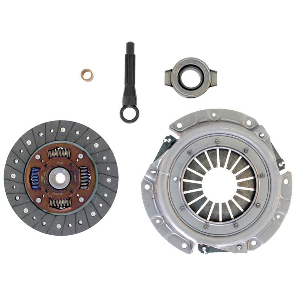 Nissan Stanza                         Clutch Kit