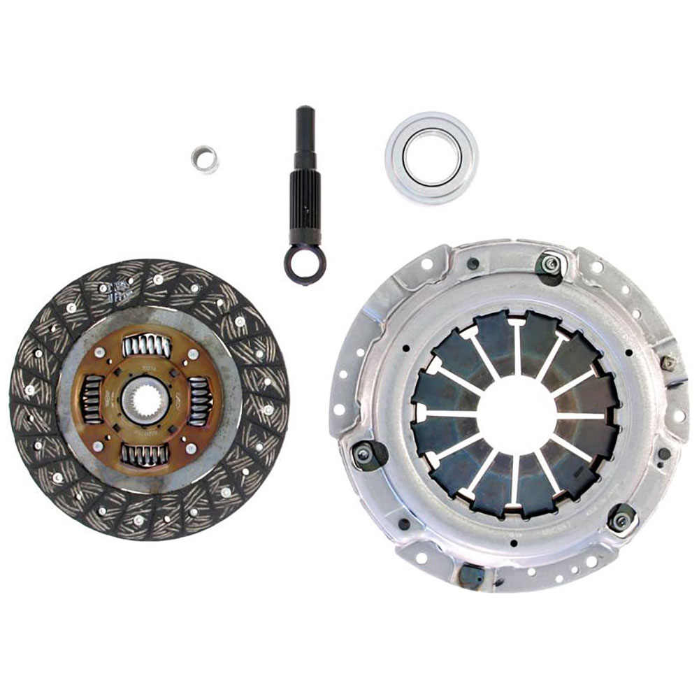 Nissan 280ZX                          Clutch Kit