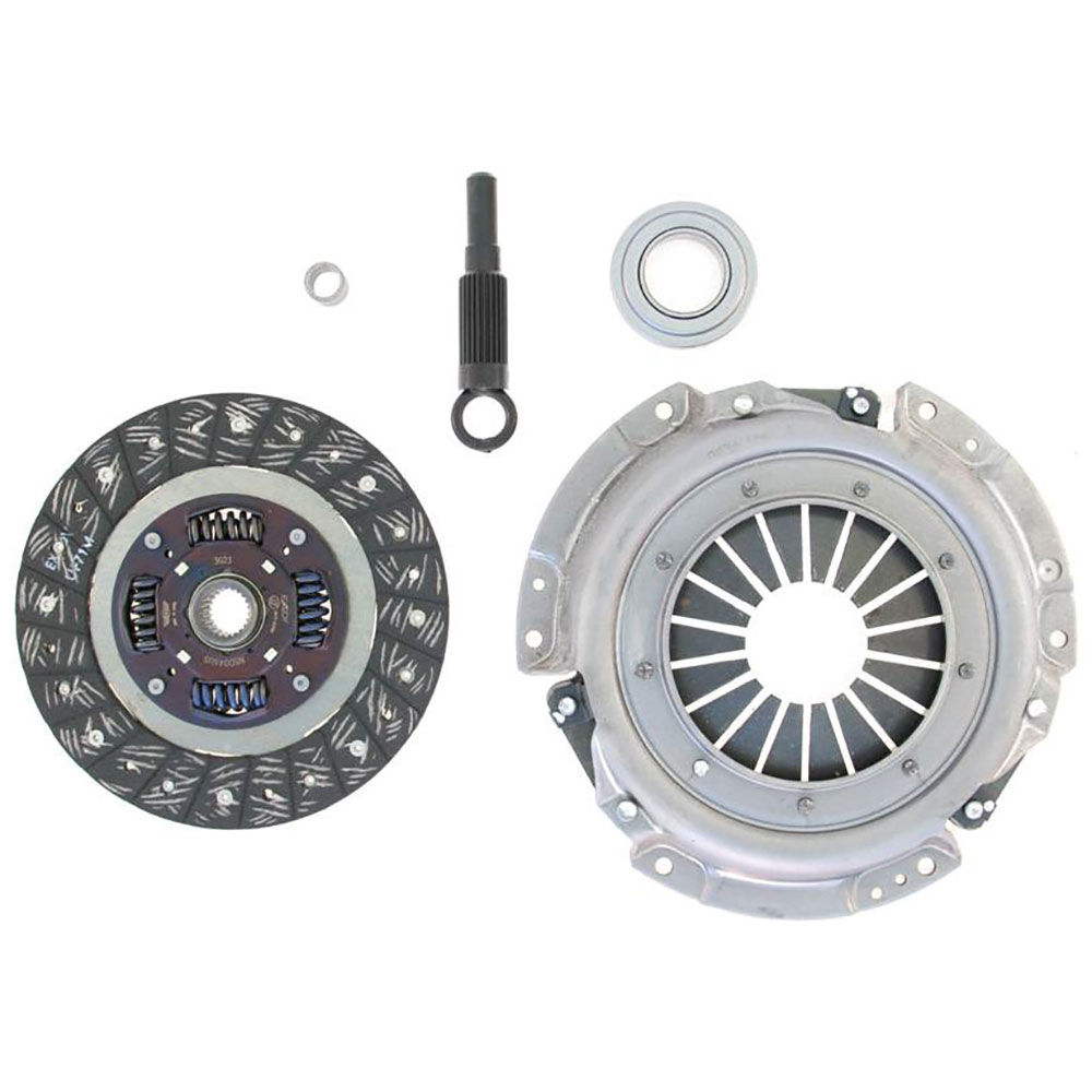 Nissan Van                            Clutch Kit