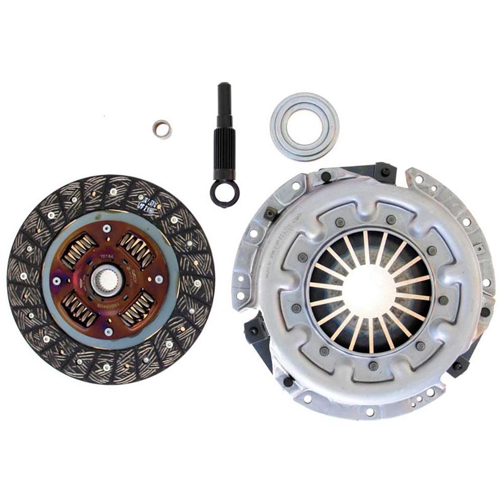 300zx Turbo Seal Kit: Nissan 300ZX Clutch Kit 3.0L Engine