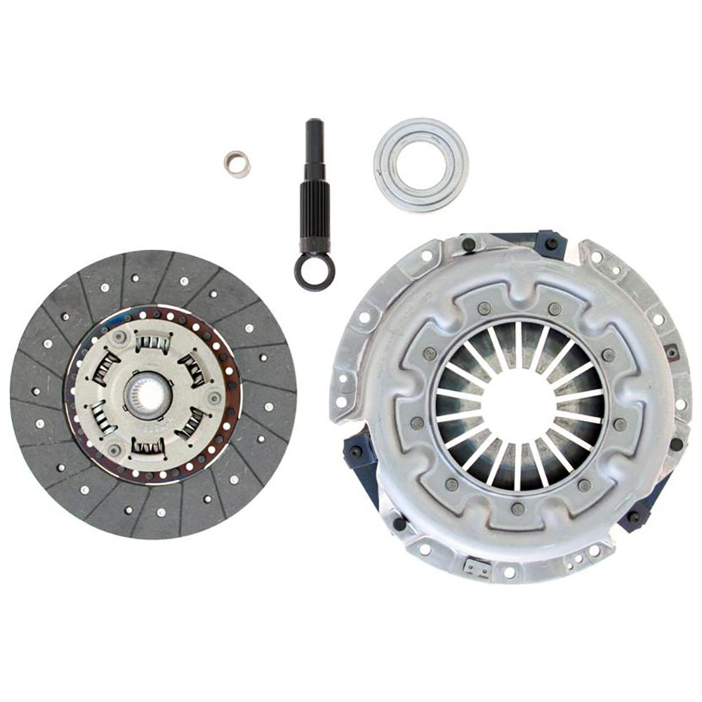 Nissan Frontier                       Clutch KitClutch Kit