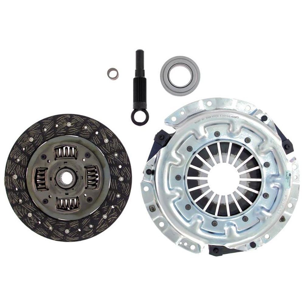 Nissan 300ZX                          Clutch Kit - Performance UpgradeClutch Kit - Performance Upgrade
