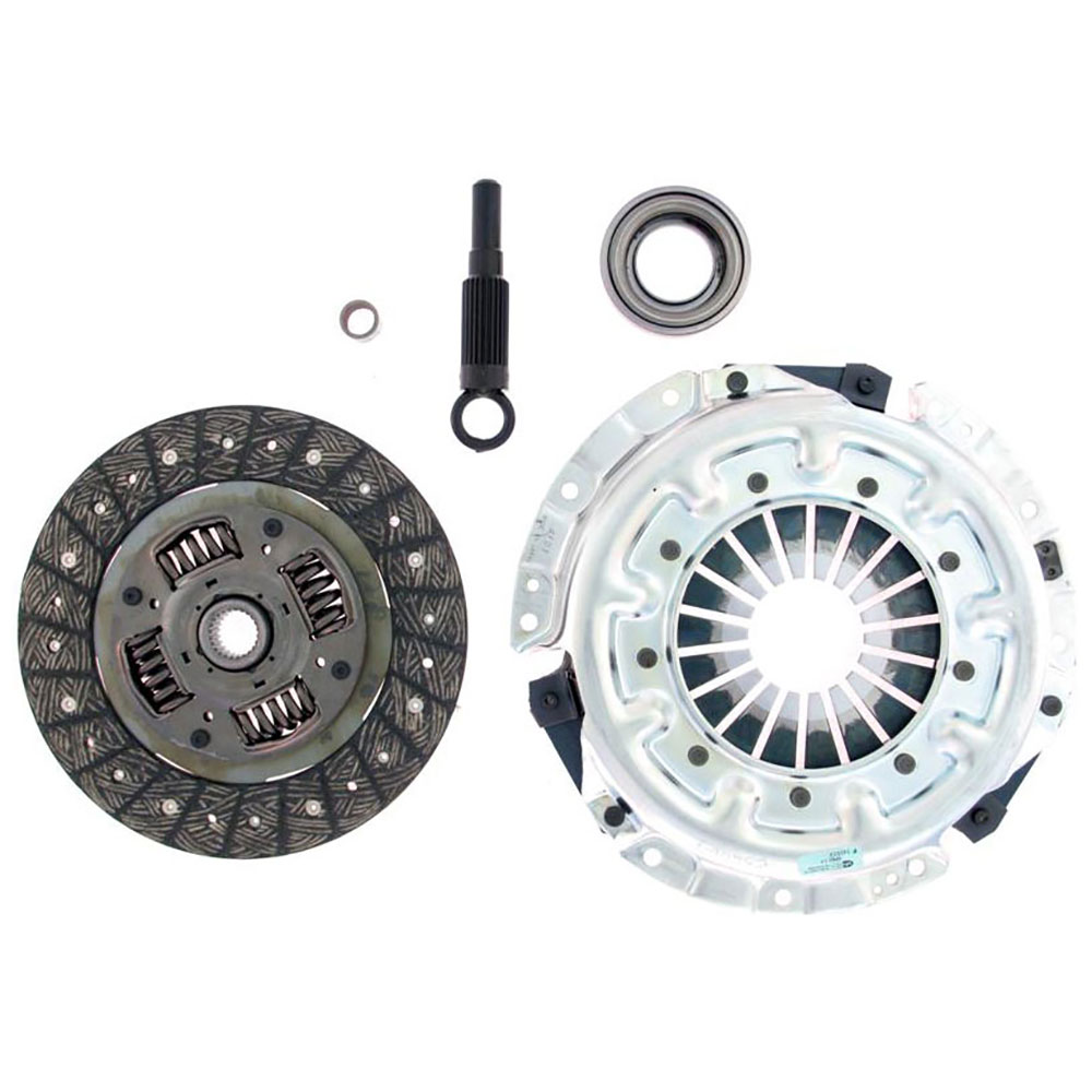 Nissan Frontier                       Clutch Kit - Performance UpgradeClutch Kit - Performance Upgrade