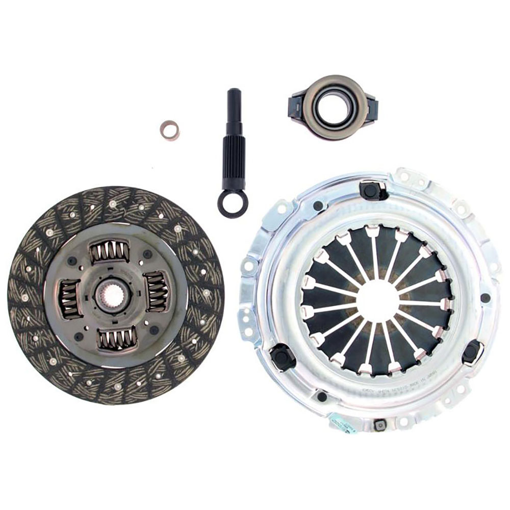 Nissan Altima                         Clutch Kit - Performance Upgrade