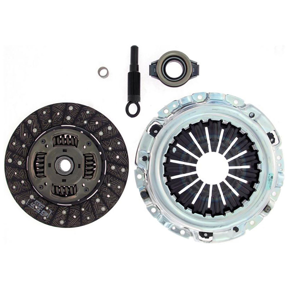 Nissan Altima                         Clutch Kit - Performance UpgradeClutch Kit - Performance Upgrade