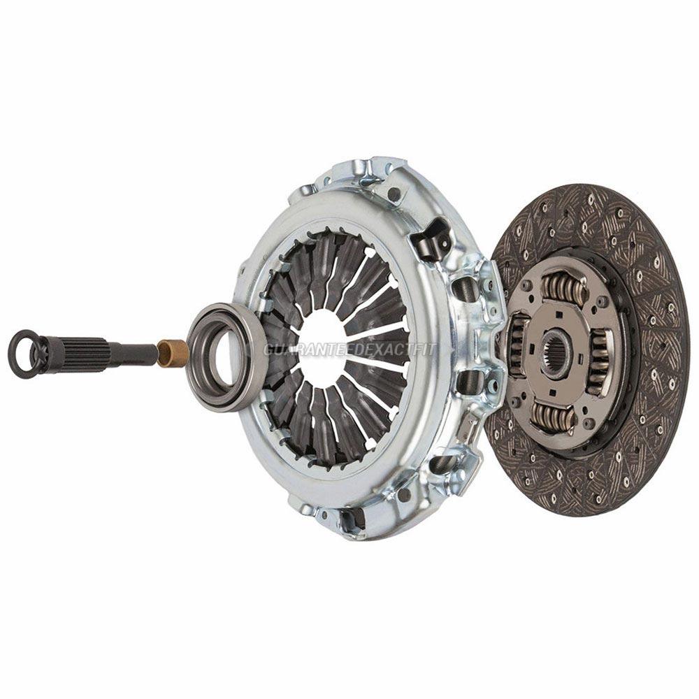 Infiniti G35                            Clutch Kit - Performance UpgradeClutch Kit - Performance Upgrade