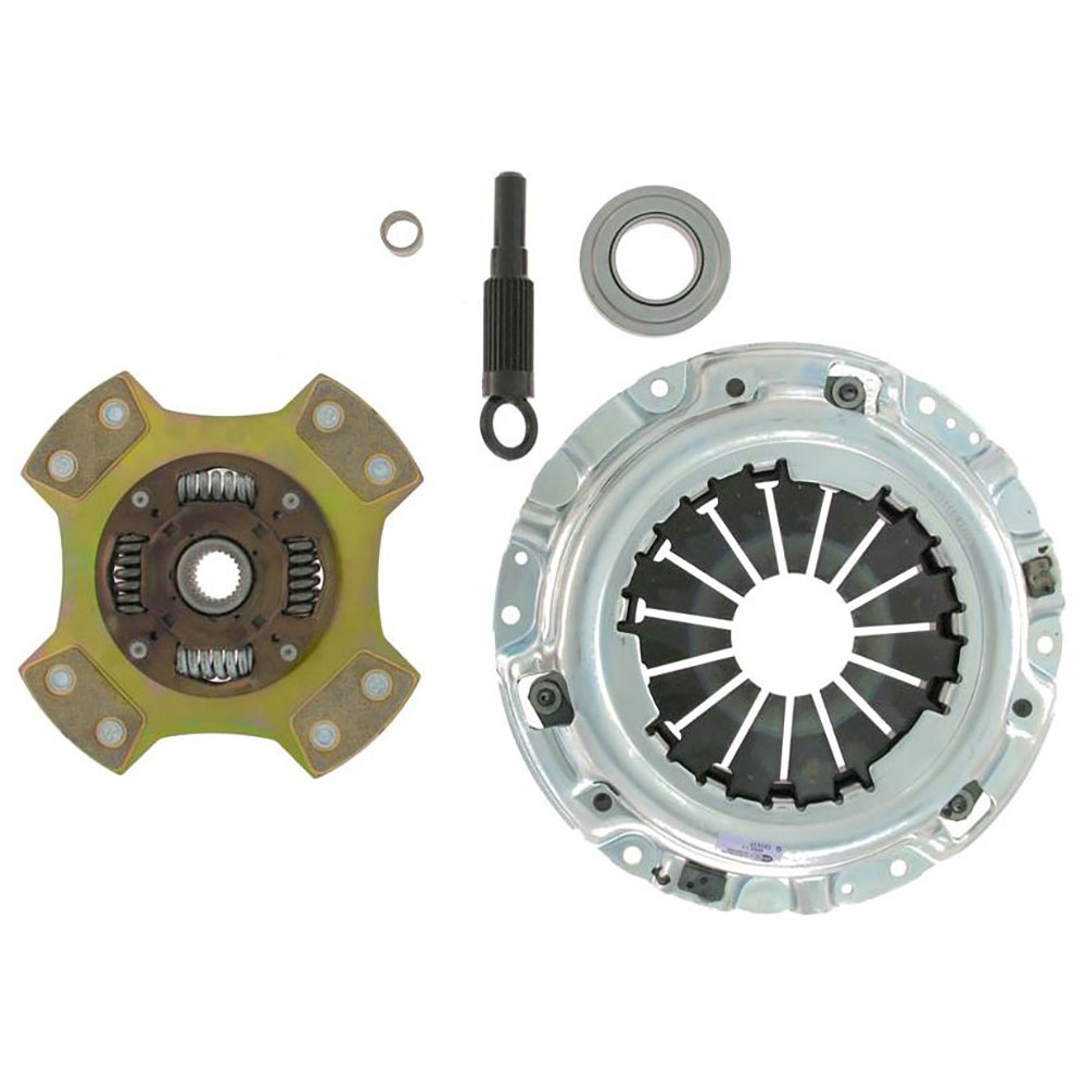 Nissan 280ZX                          Clutch Kit - Performance UpgradeClutch Kit - Performance Upgrade