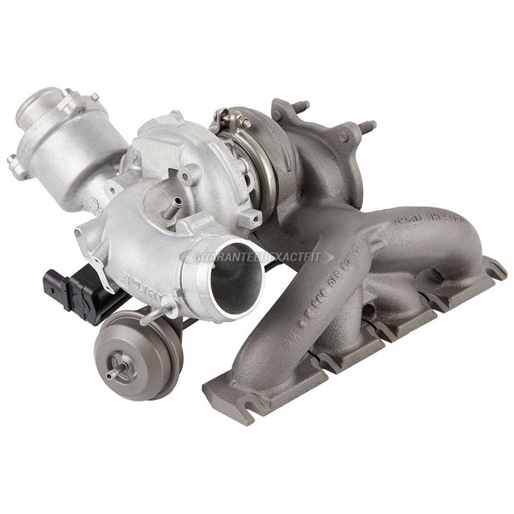 Remanufactured Genuine OEM Turbo Turbocharger For Audi A4