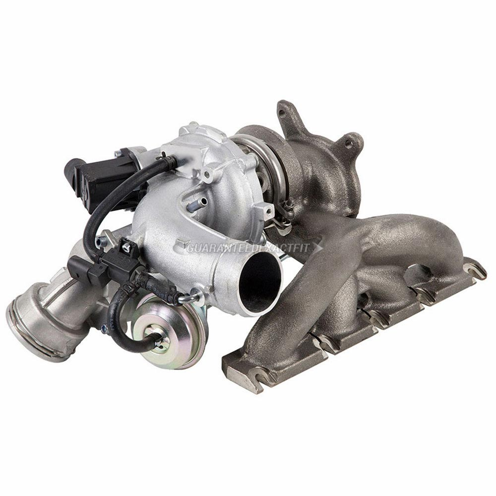 2009 Volkswagen CC 2.0L Engine Turbocharger