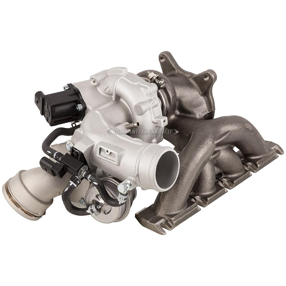 Find a Volkswagen Tiguan Turbocharger & More VW Parts