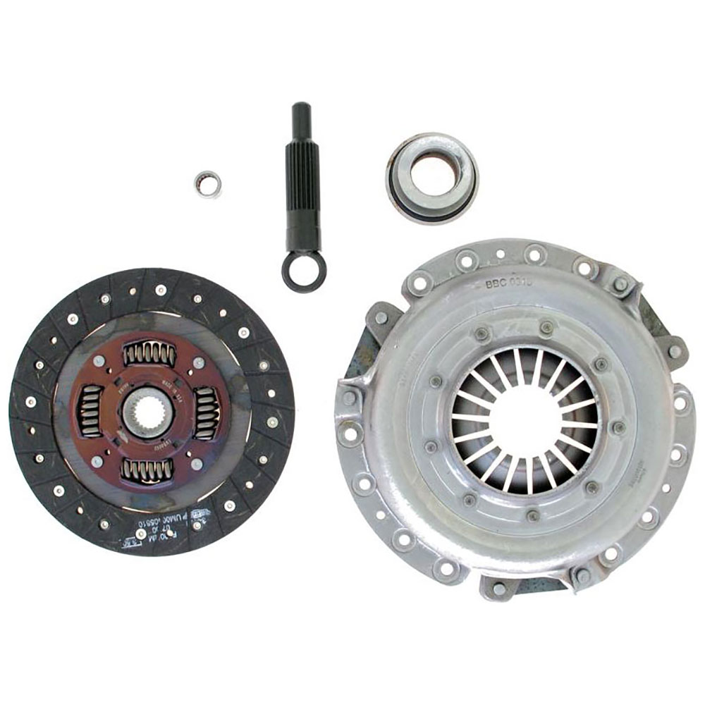 Mercury Bobcat                         Clutch Kit