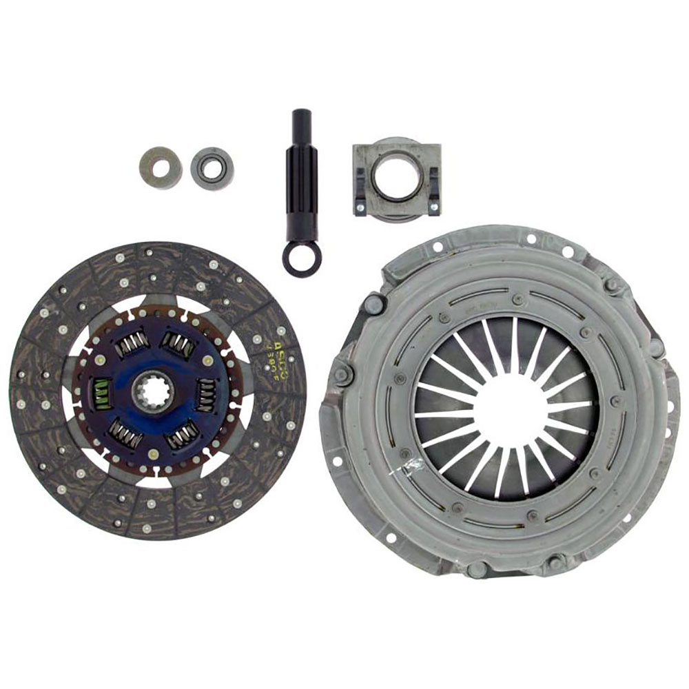 Ford Fairmont                       Clutch KitClutch Kit