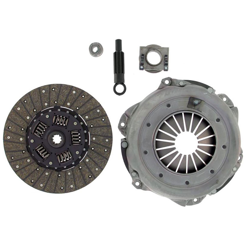 Ford Bronco                         Clutch Kit