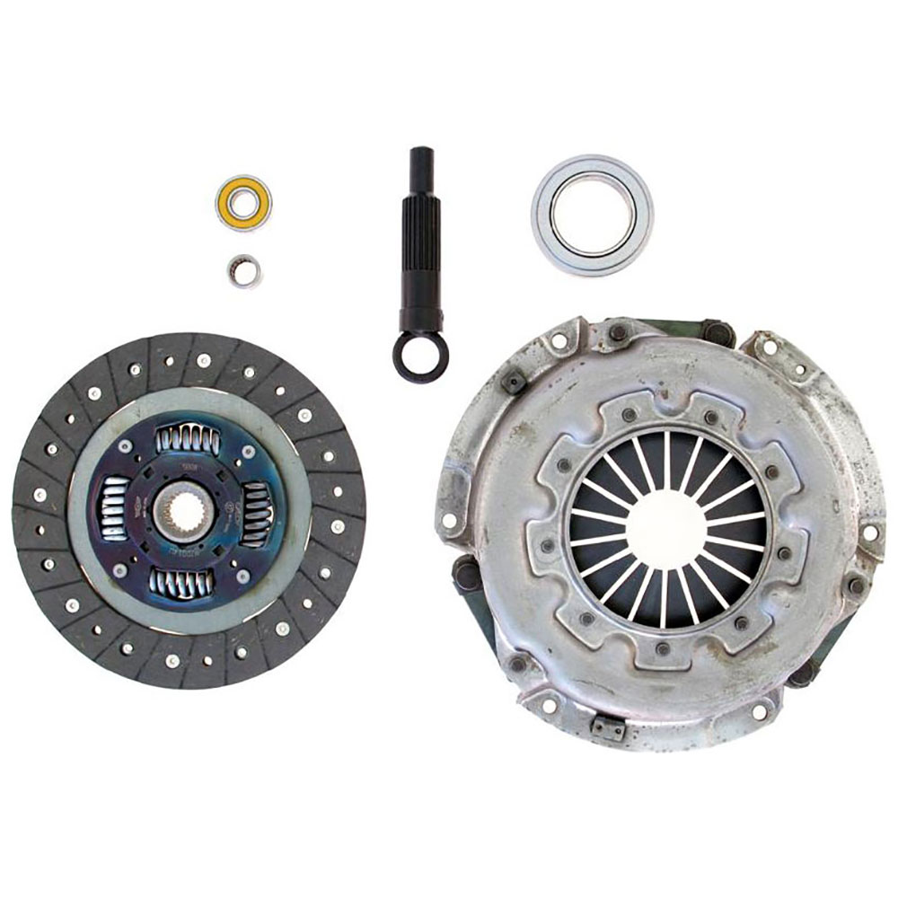 Mazda RX4                            Clutch KitClutch Kit
