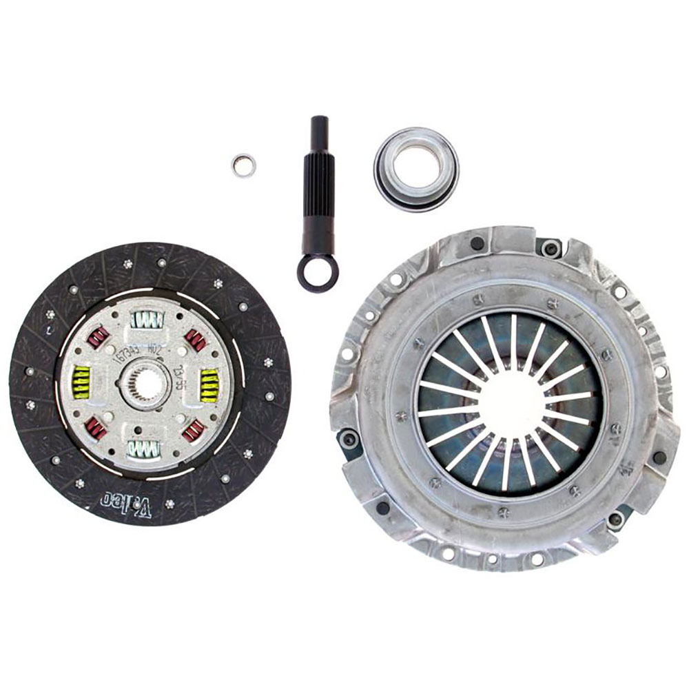 Merkur XR4TI                          Clutch KitClutch Kit