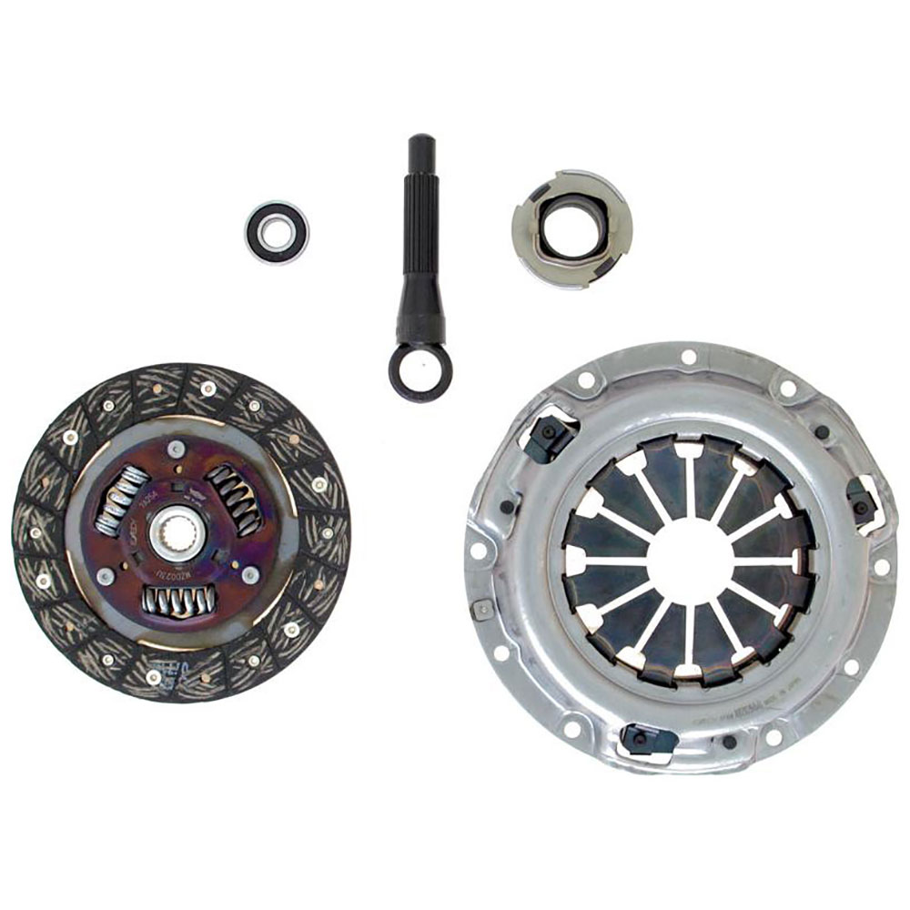 Ford Festiva                        Clutch KitClutch Kit
