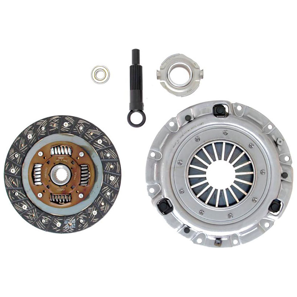 Mazda Protege                        Clutch KitClutch Kit