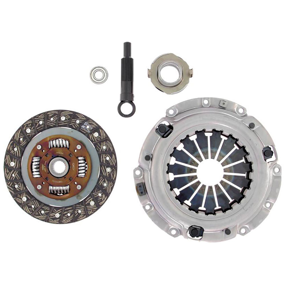 Mazda MX6                            Clutch KitClutch Kit