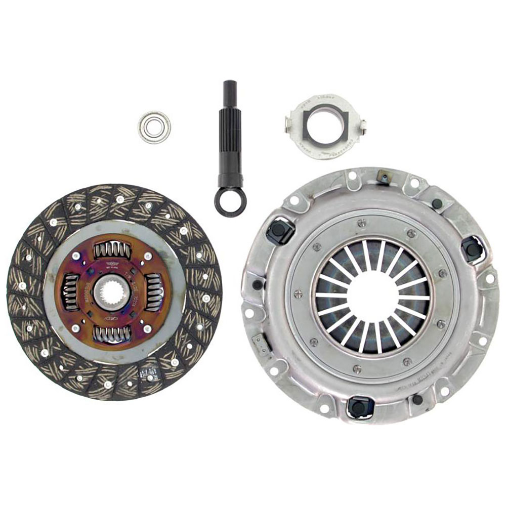 Mazda 626                            Clutch KitClutch Kit