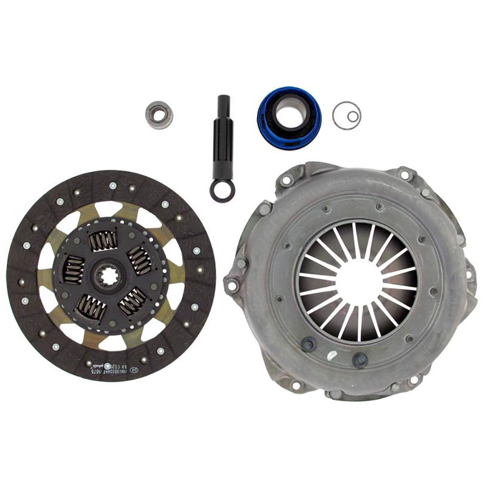 Ford Bronco                         Clutch KitClutch Kit