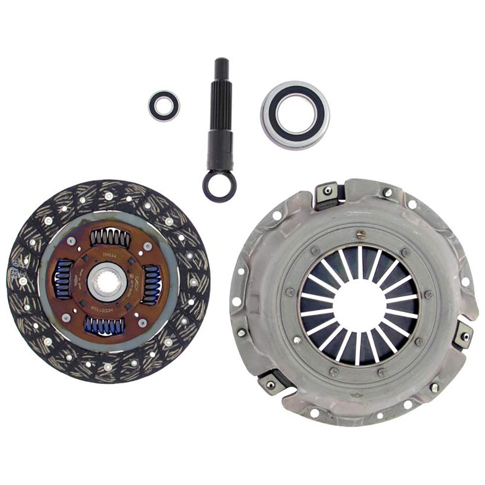Honda Prelude                        Clutch Kit