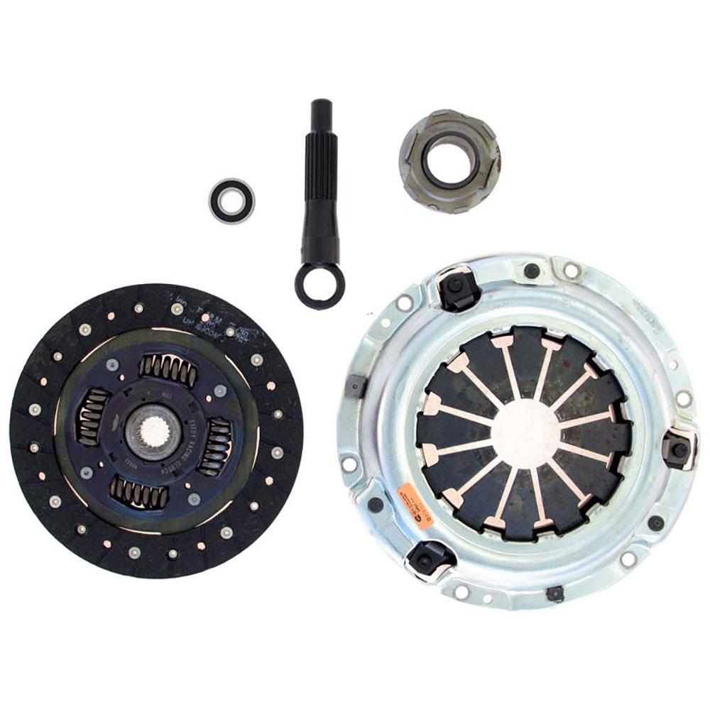 Honda CRX                            Clutch Kit - Performance UpgradeClutch Kit - Performance Upgrade