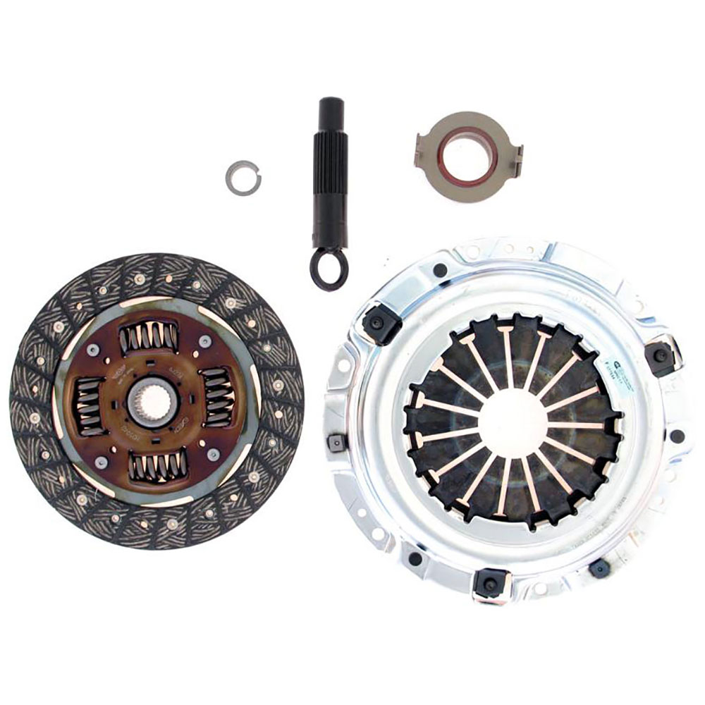 Honda Prelude                        Clutch Kit - Performance UpgradeClutch Kit - Performance Upgrade