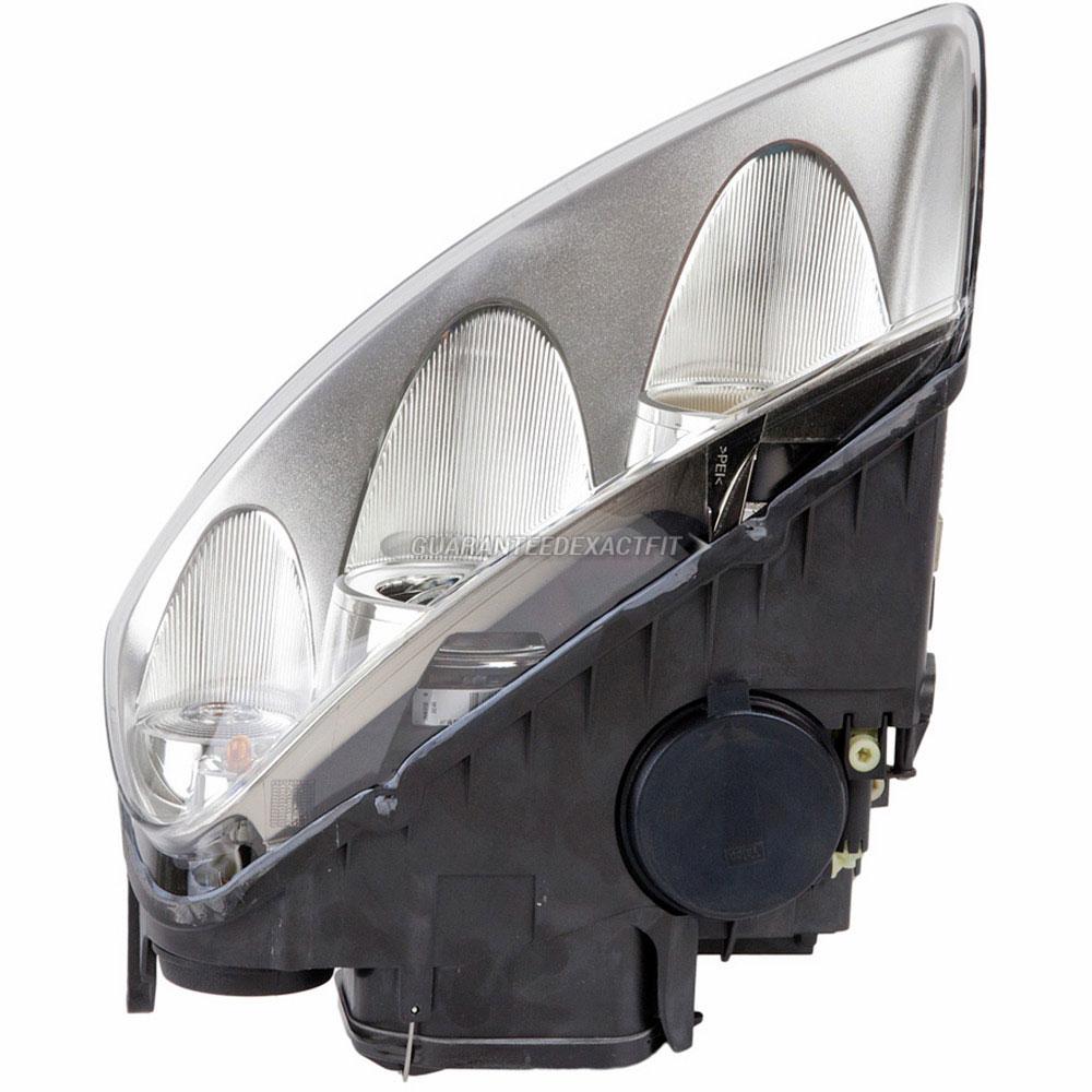 Volkswagen Touareg                        Headlight Assembly