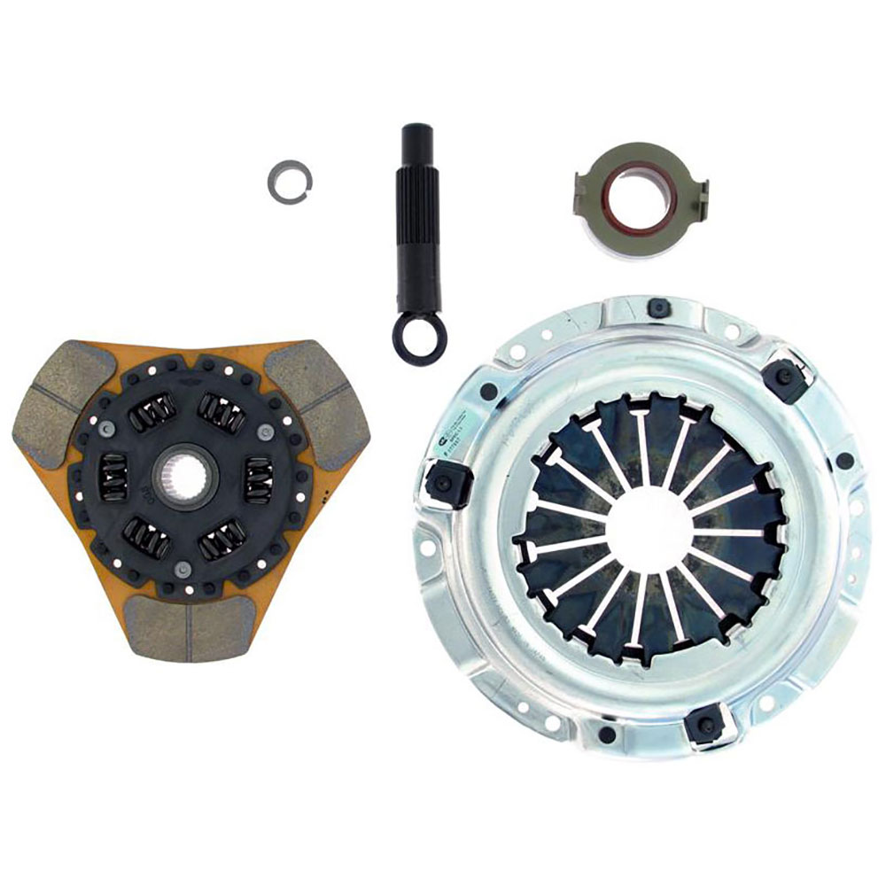 Acura CL                             Clutch Kit - Performance UpgradeClutch Kit - Performance Upgrade