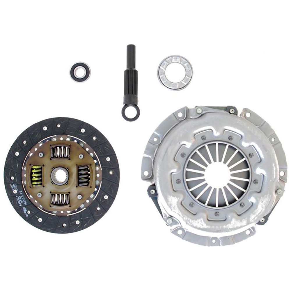 Isuzu Impulse                        Clutch Kit