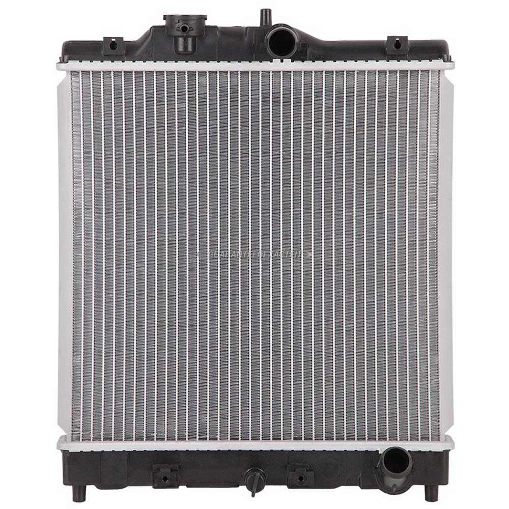 Honda Civic                          RadiatorRadiator