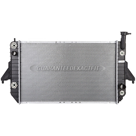 GMC Safari                         RadiatorRadiator