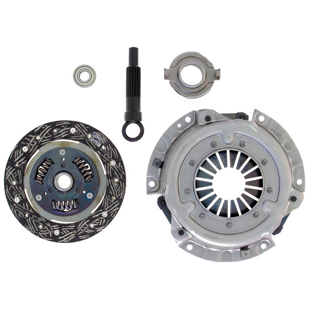 Mazda GLC                            Clutch Kit