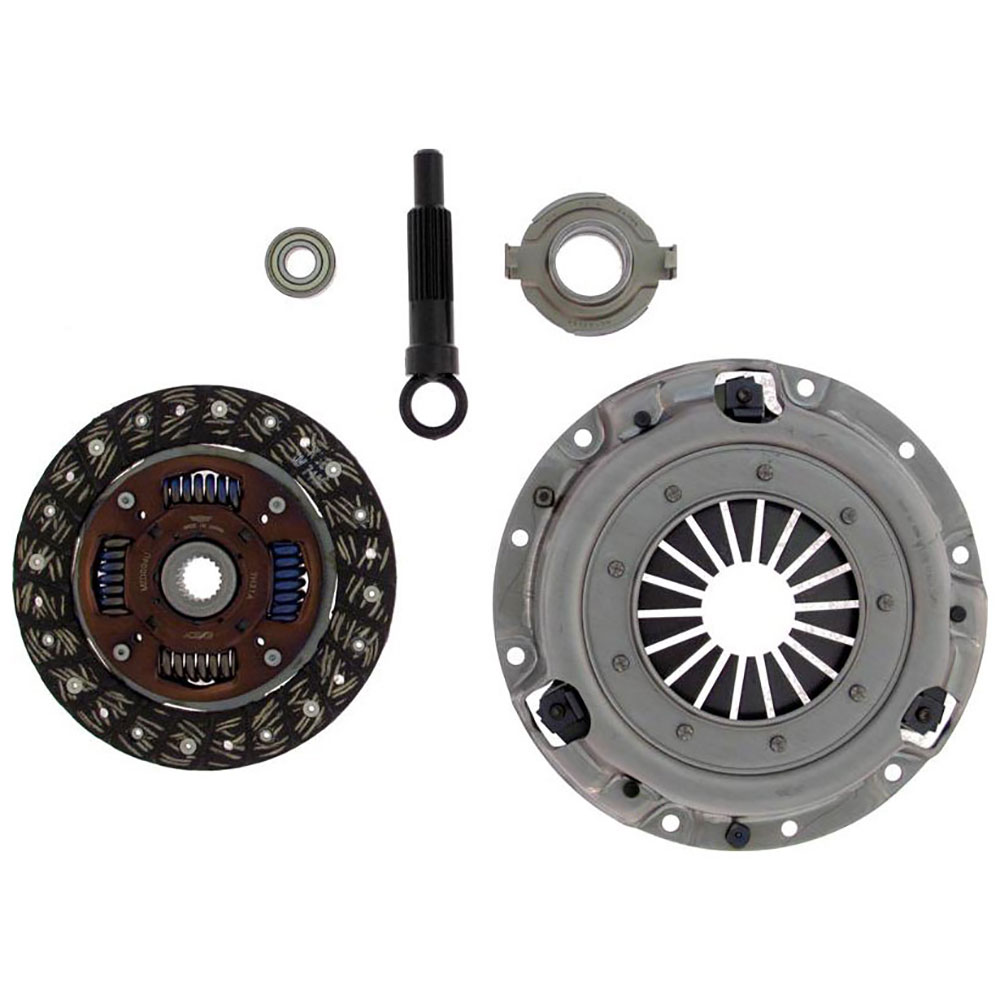 Mazda GLC                            Clutch KitClutch Kit
