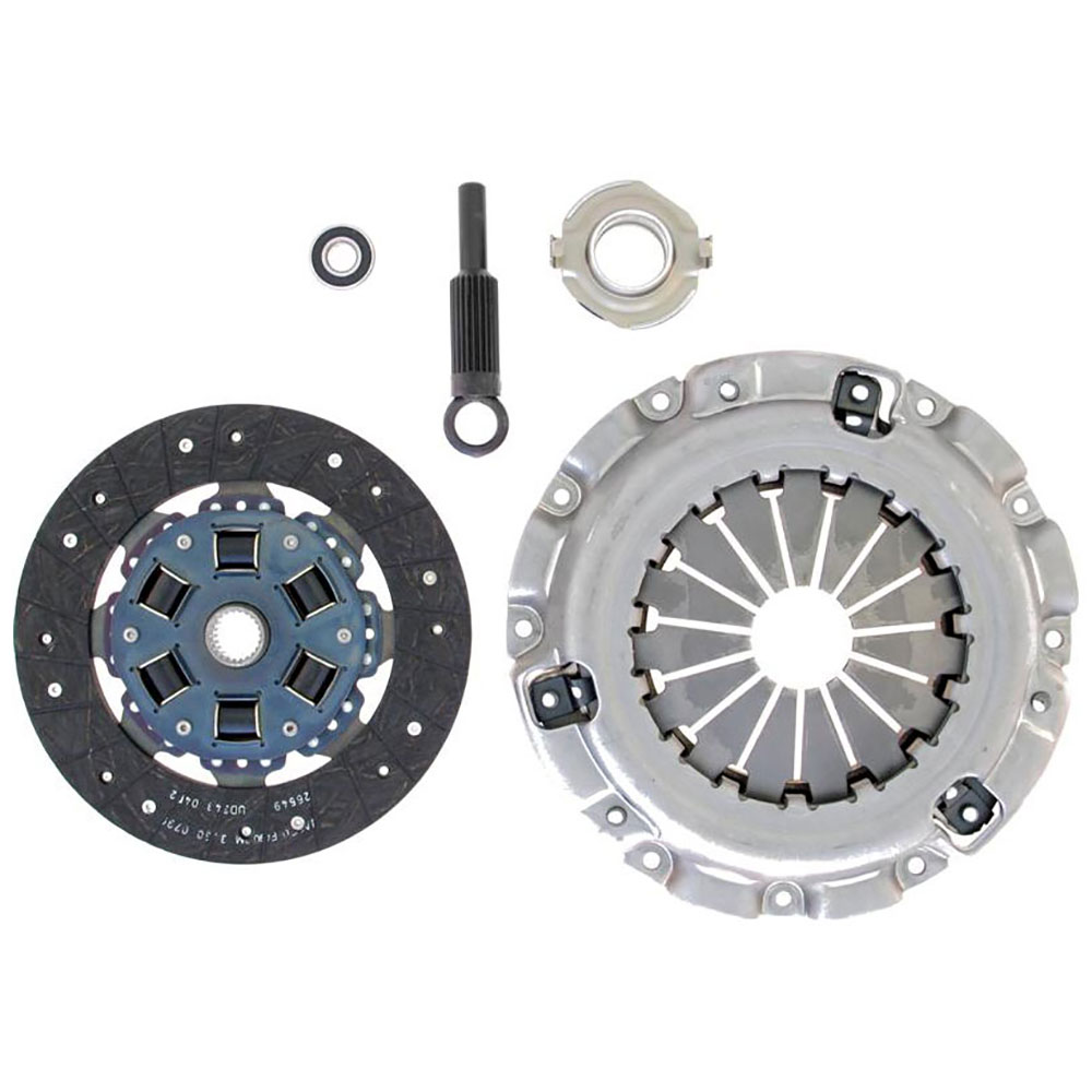 Mazda 929                            Clutch KitClutch Kit
