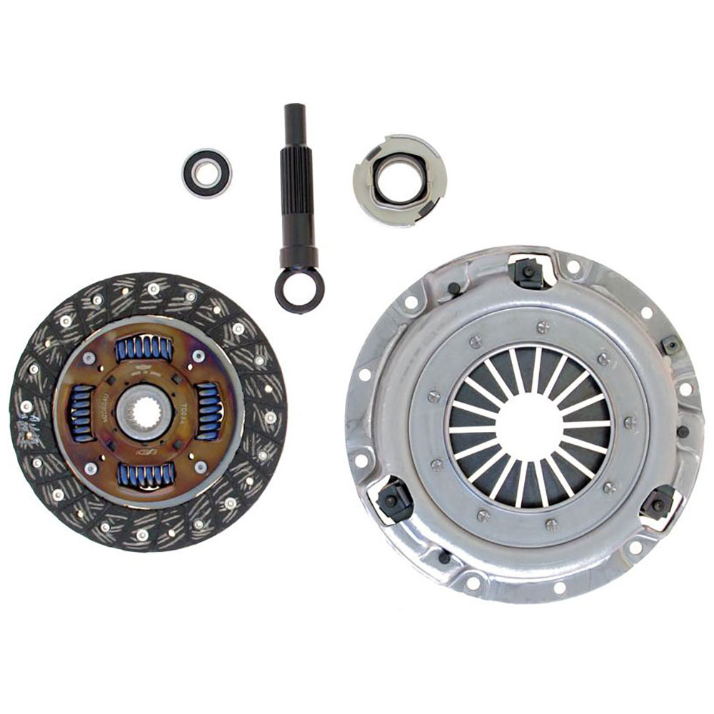 Mazda MX3                            Clutch Kit
