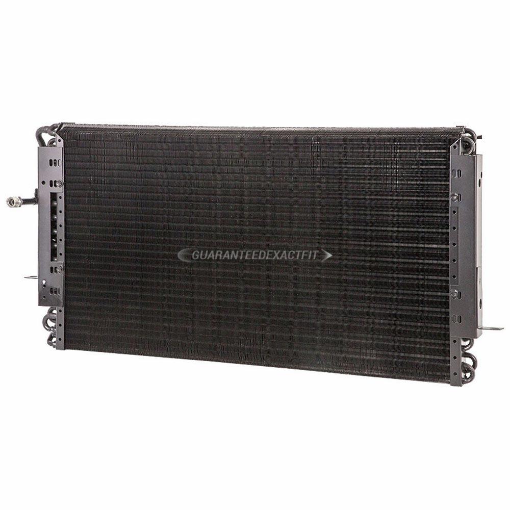 Chevrolet El Camino                      A/C CondenserA/C Condenser