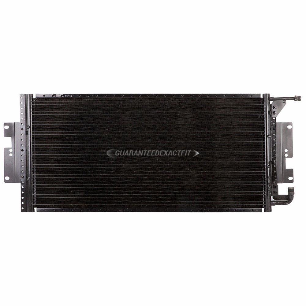 Chevrolet Van A/C Condenser