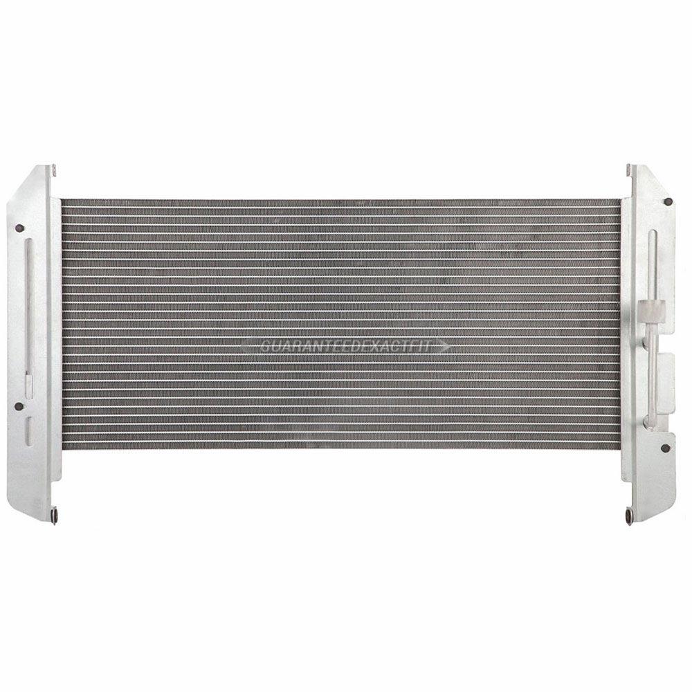 Chevrolet Prizm A/C Condenser