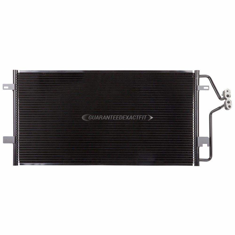 Cadillac Deville                        A/C CondenserA/C Condenser