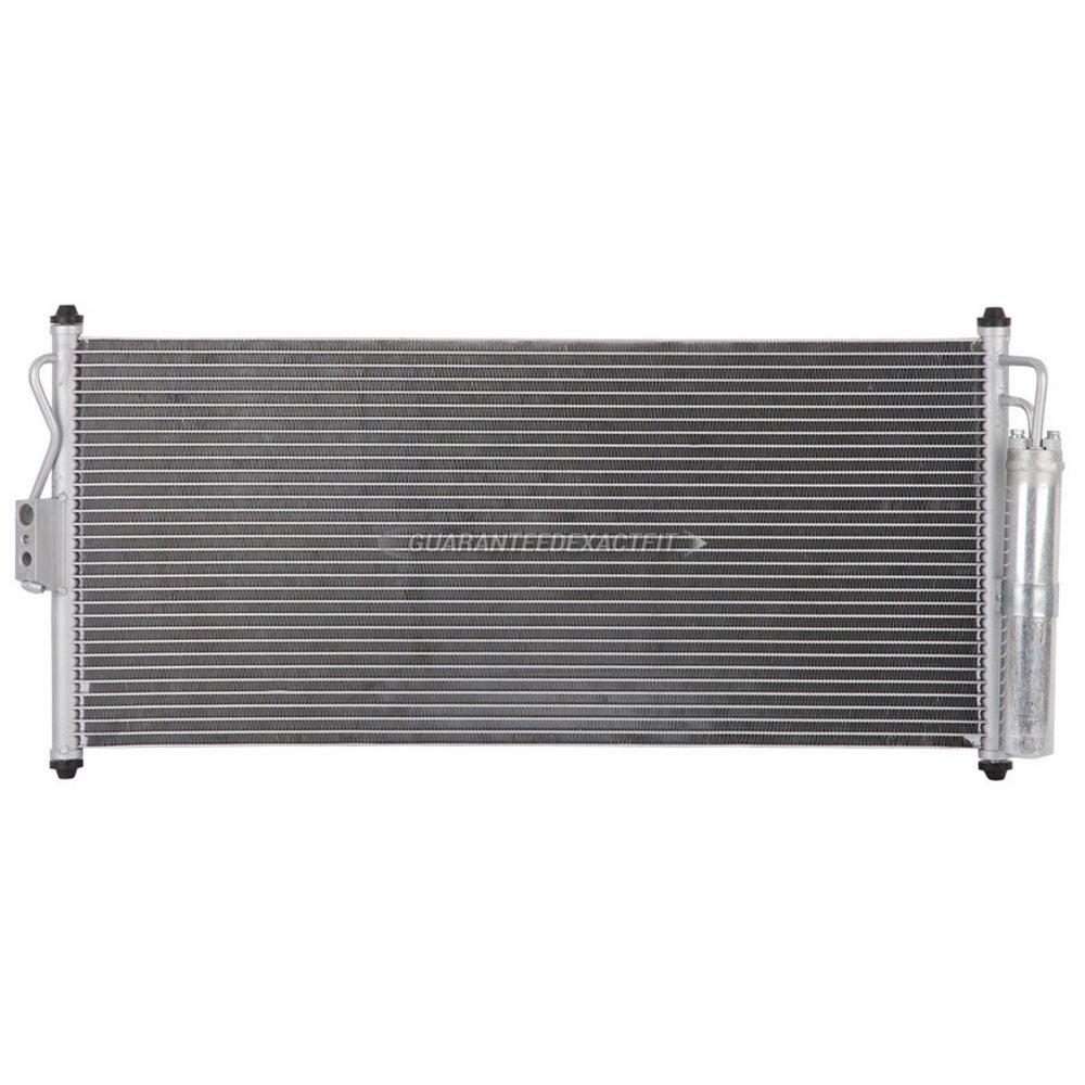 Nissan Sentra A/C Condenser