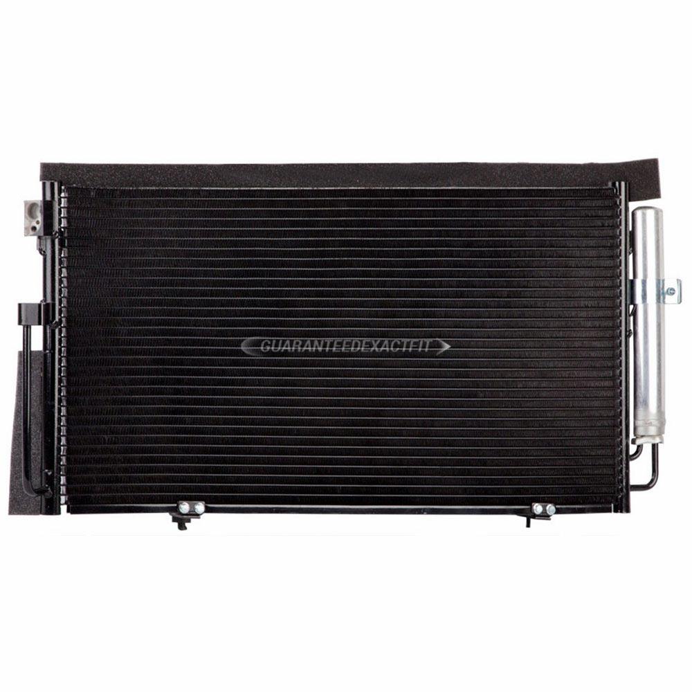 Subaru WRX                            A/C CondenserA/C Condenser