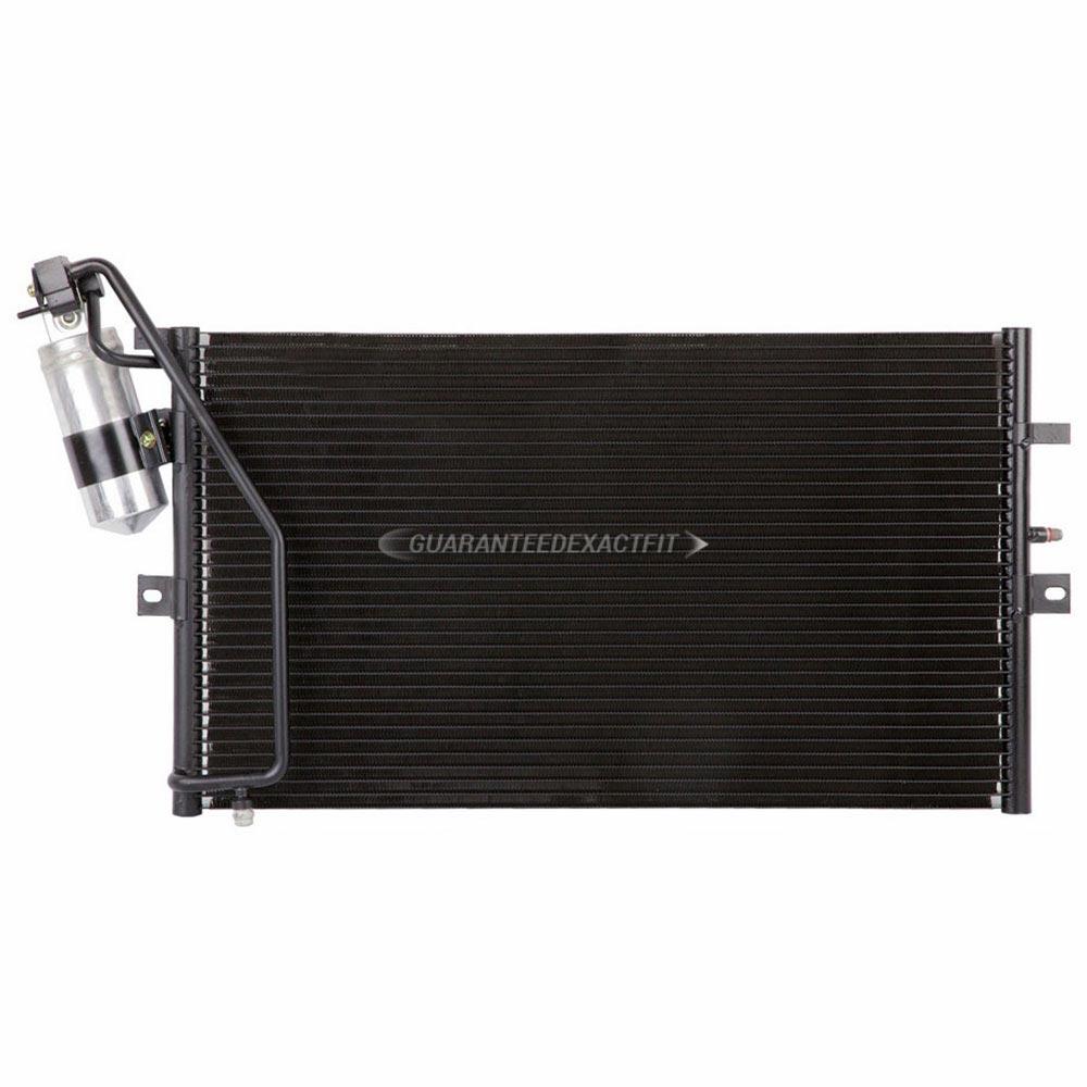 Saab 9-5                            A/C CondenserA/C Condenser
