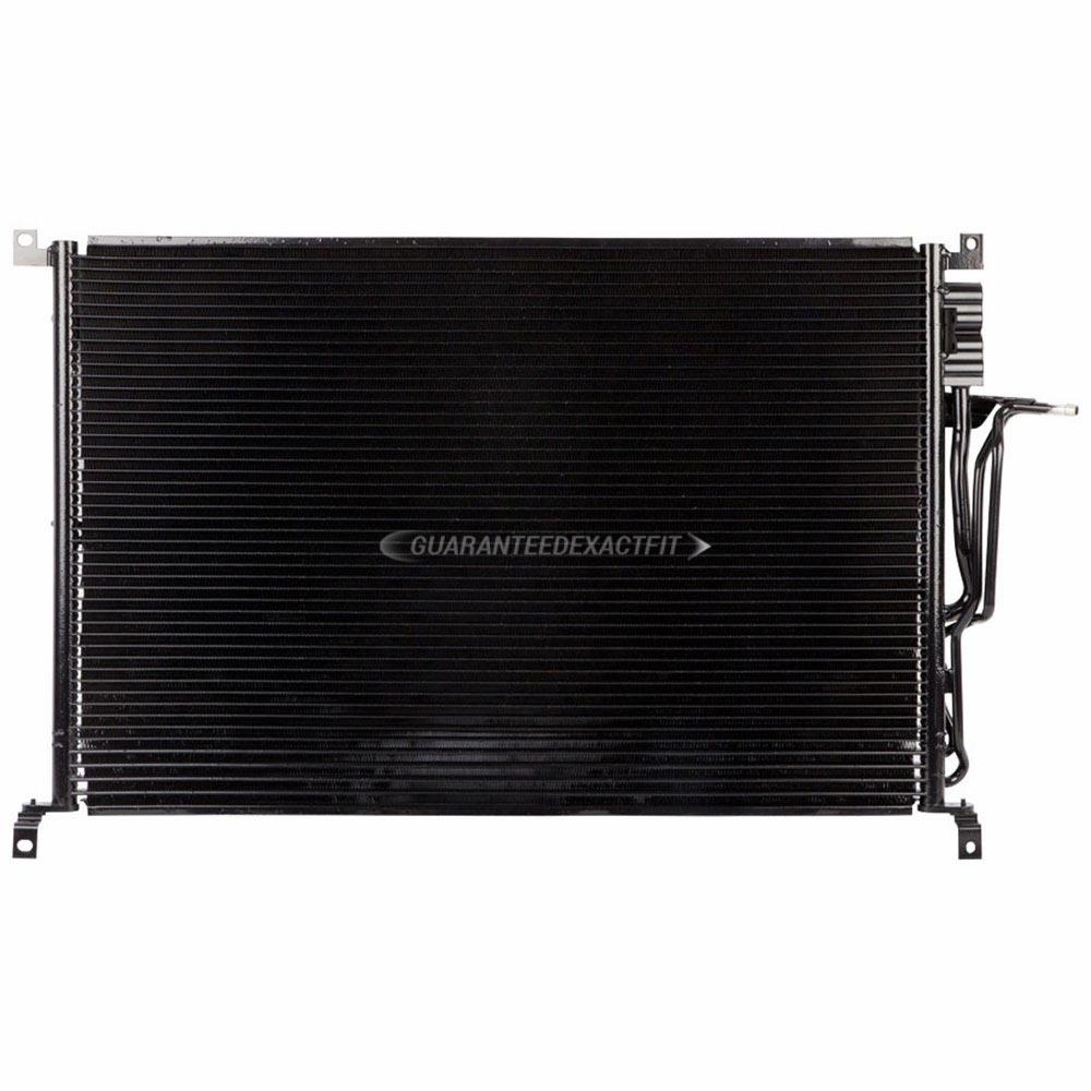 Audi A8 A/C Condenser