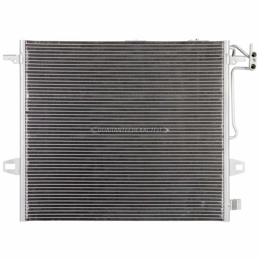 Mercedes Benz ML550 A/C Condenser