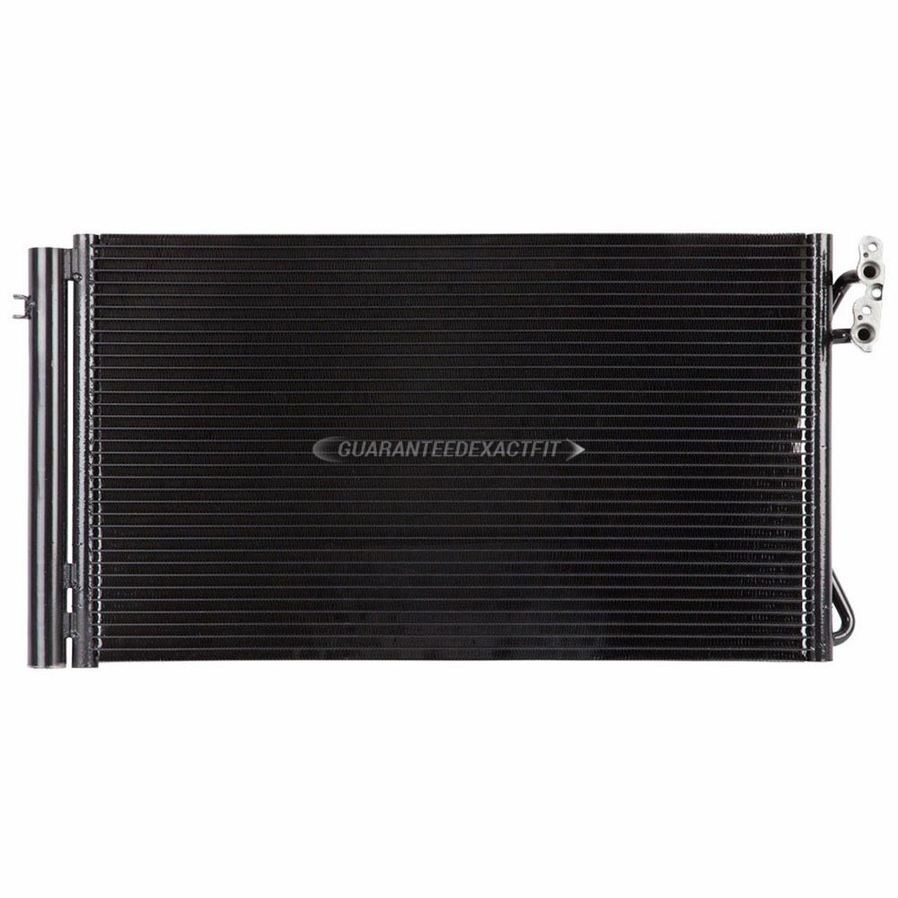 BMW 335is                          A/C CondenserA/C Condenser