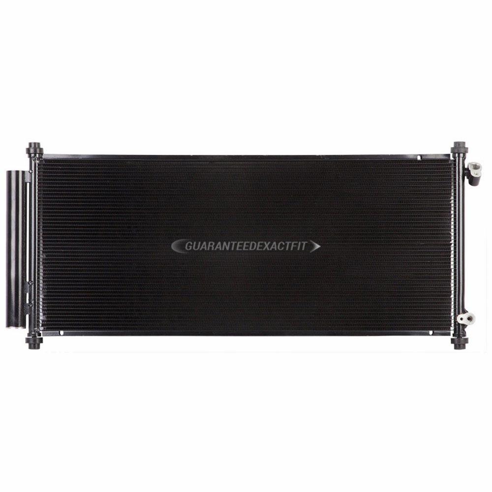 Honda Fit                            A/C CondenserA/C Condenser